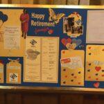 Retirement Collage Board